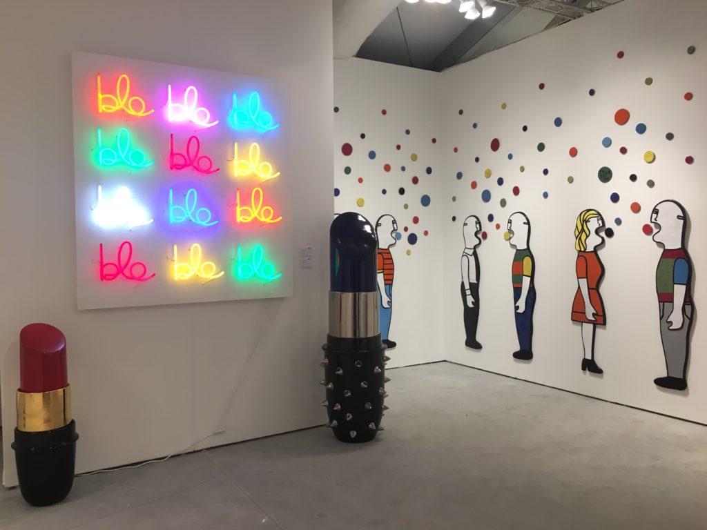 Context Art Miami 2017 MAC Giorgio Laveri Fabrizio Dusi
