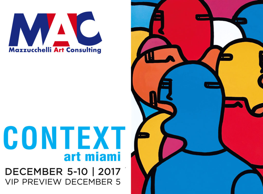 invito Art Miami Context 2017